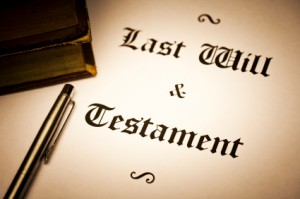 writing a will, will,