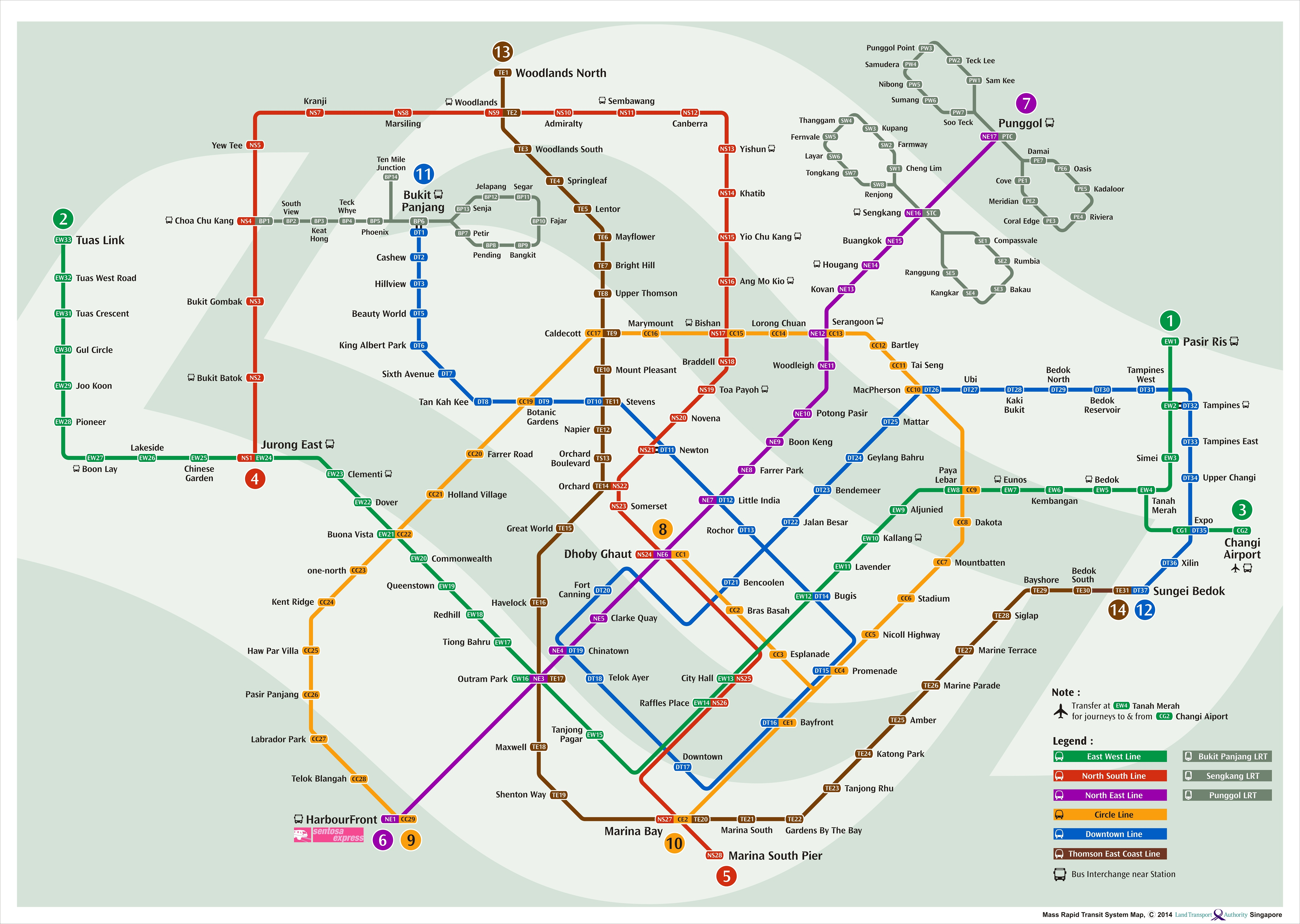 new-mrt-stations-aug-2014 properties