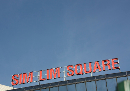 shopping smart in sim lim square