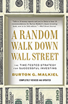 A Random Walk Down Wall Street by Burton Malkiel is a the perfect investing book for beginners