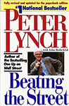 Beating the Street by Peter Lynch is a great investing book