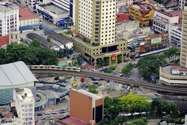 Iskandar Malaysia doesn't have a good mix of houses and businesses, unlike thriving cities