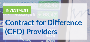 Compare rates between CFD providers