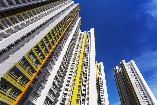 Are HDB prices affected by cemeteries and columbariums