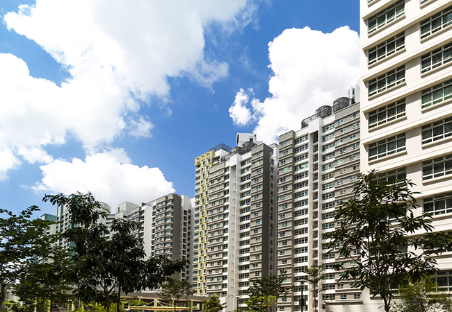 When couples break up, the HDB flat is a huge problem