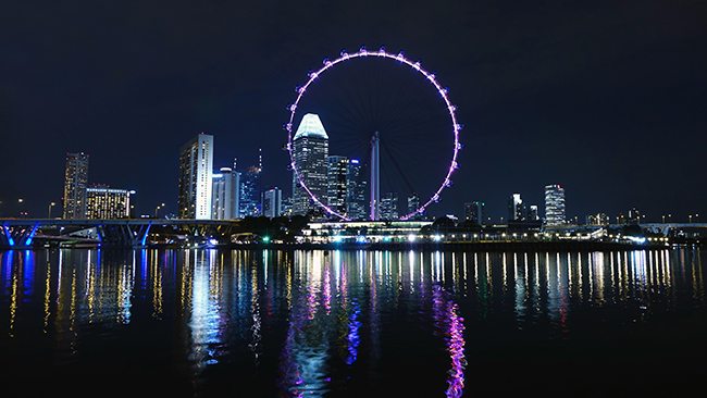 Article Image - Singapore is a thriving prosperous city-state today