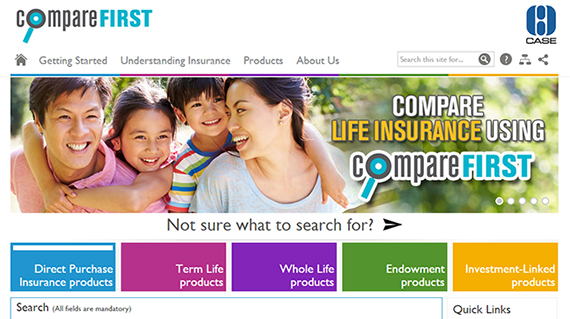 Featured Image - compareFIRST before Buying Life Insurance