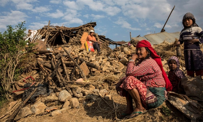 Top Image - Nepal Earthquake - Facts & Figures You Need to Know