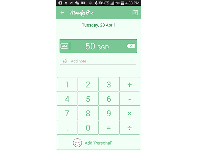Article Image - 2 Simple Budgeting Apps - Monefy_2