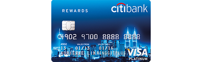 Article Image - Citibank Rewards Card