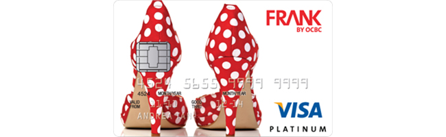 Article Image - OCBC Frank Credit Card