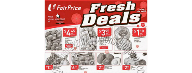 Article Image - 10 Tips for Saving on Groceries - NTUC FairPrice fresh deals
