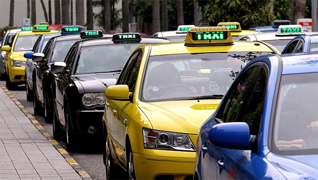Article Image - Busy and no time; take a taxi