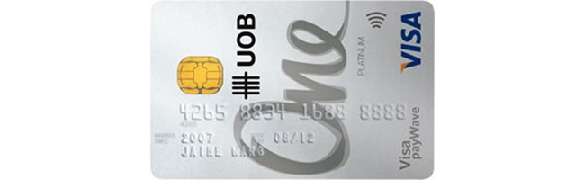 Article Image - Singapore's Best Credit Cards for Petrol - UOB One Card