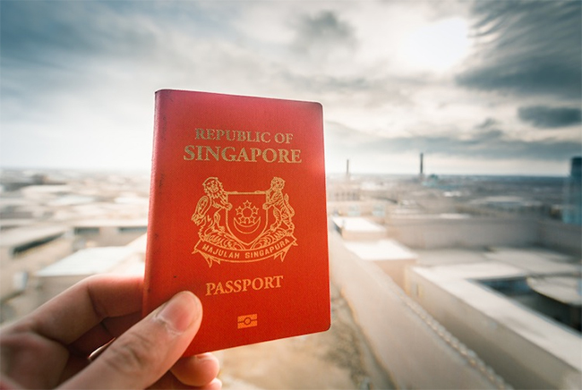 Top Image - How Valuable is the Singapore Passport