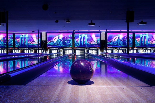 Article Image - Cosmic bowling