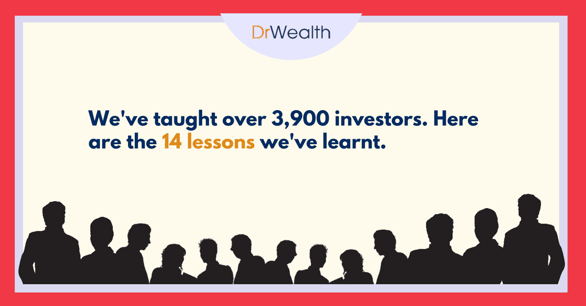 We Taught Over 3,900 Investors. Here Are The 14 Lessons We've Learned.