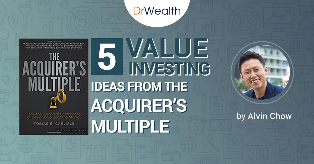 5 Unconventional Value Investing Ideas From The Acquirer's Multiple