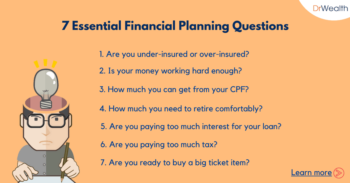 review questions on financial planning Financial planning basics - personal finance 101  by jeremy vohwinkle updated march 26, 2018 financial planning  answers to the 5 biggest financial questions.
