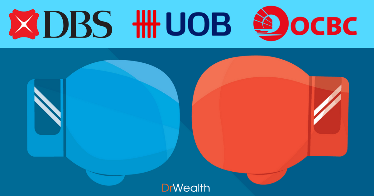 DBS vs UOB vs OCBC: Dividends, Cheapness & Growth [Analysis]