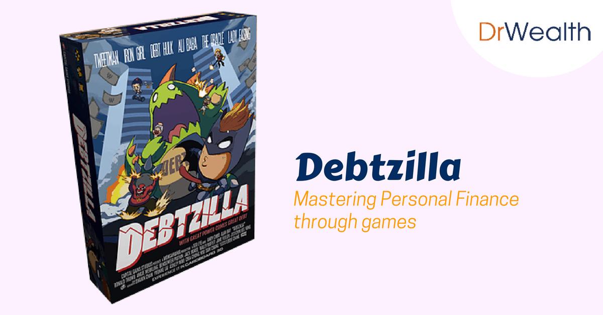 Debtzilla – Mastering Personal Finance Through Games