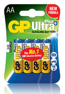GP Batteries