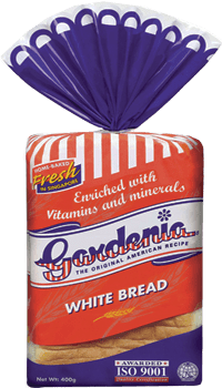 Gardenia White Bread
