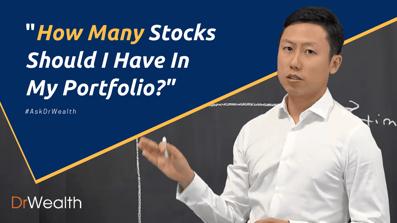 How Many Stocks Should I Have In My Portfolio