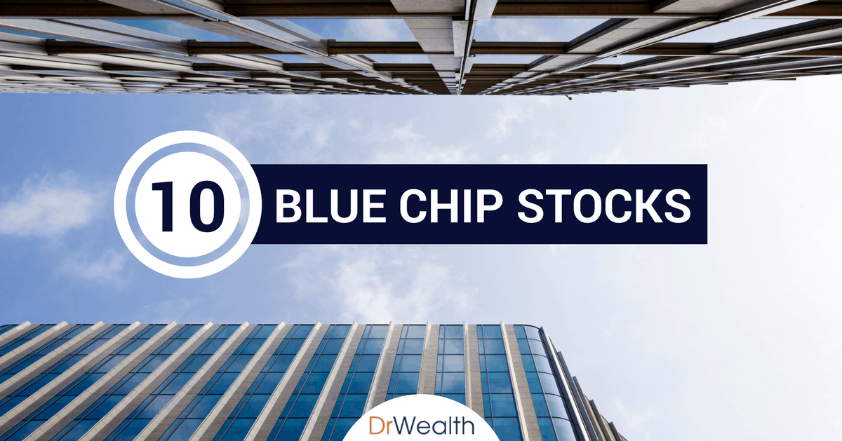 If You Don't Know These 10 Blue Chip Stocks, You Are Not Considered A Singaporean.
