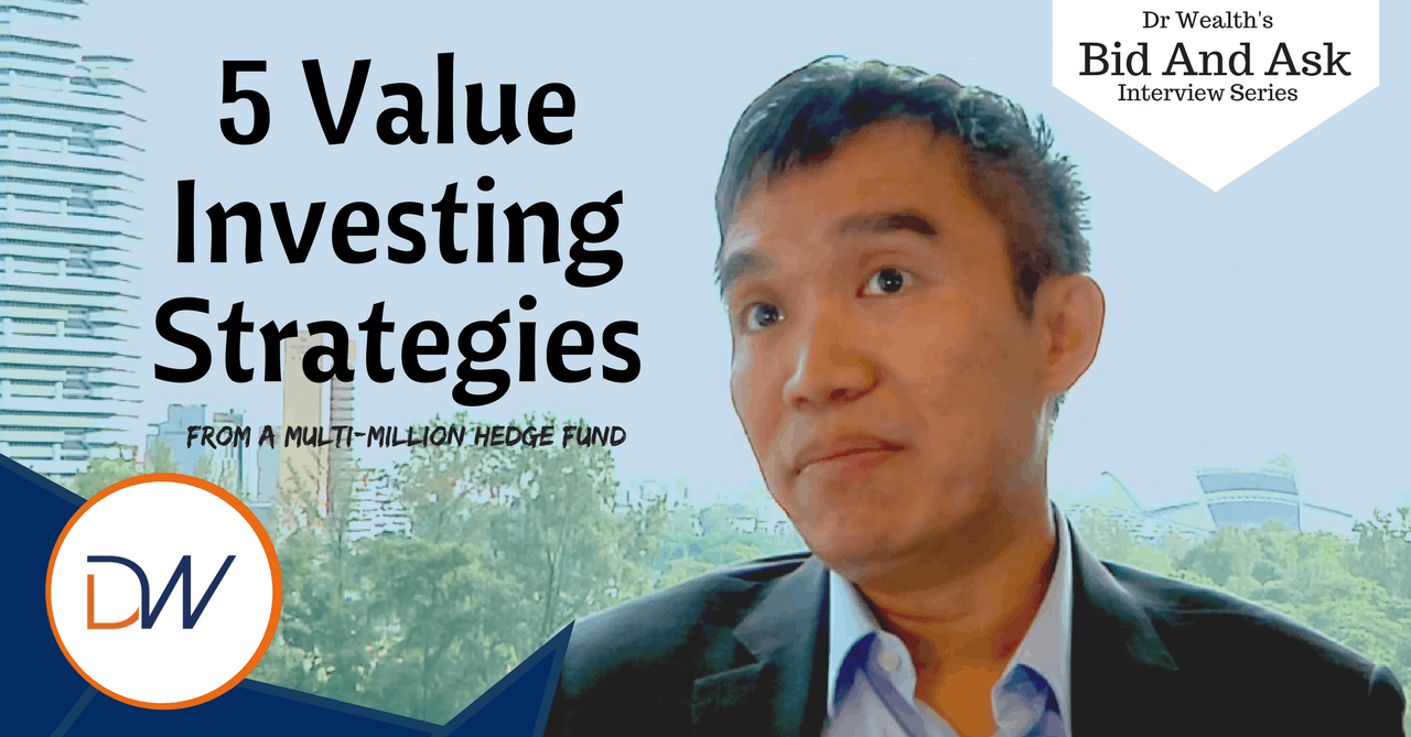 Lee Kian Soon 5 value investing strategies