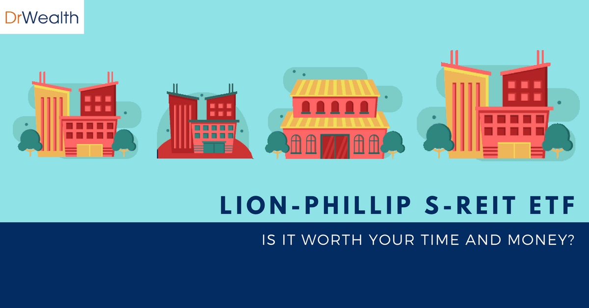 23 High Dividend REITs in One ETF: Lion-Phillip S-REIT (+Comparison)