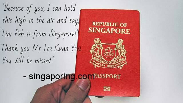 Proud Red Passport