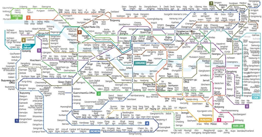 SeoulSubwayMap