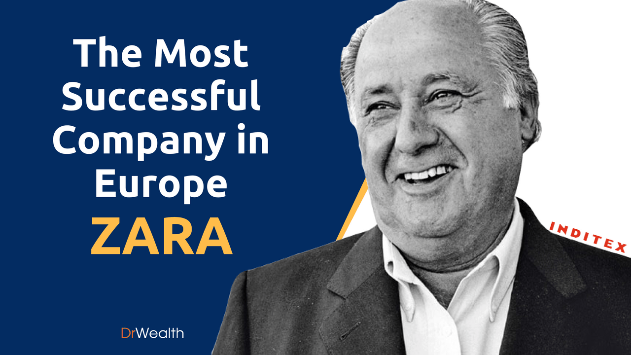 The Most Successful Company in Europe