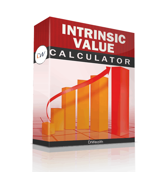 dcf intrinsic calculator
