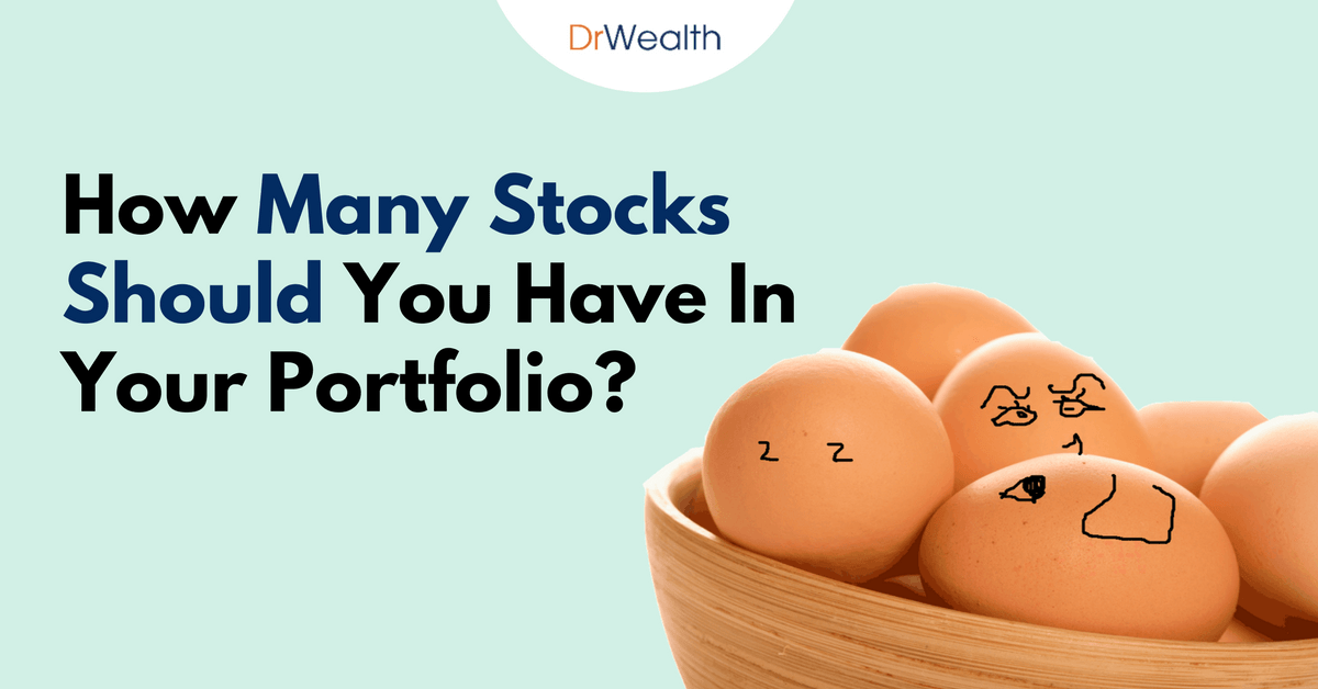 How many stocks should you have in your portfolio?
