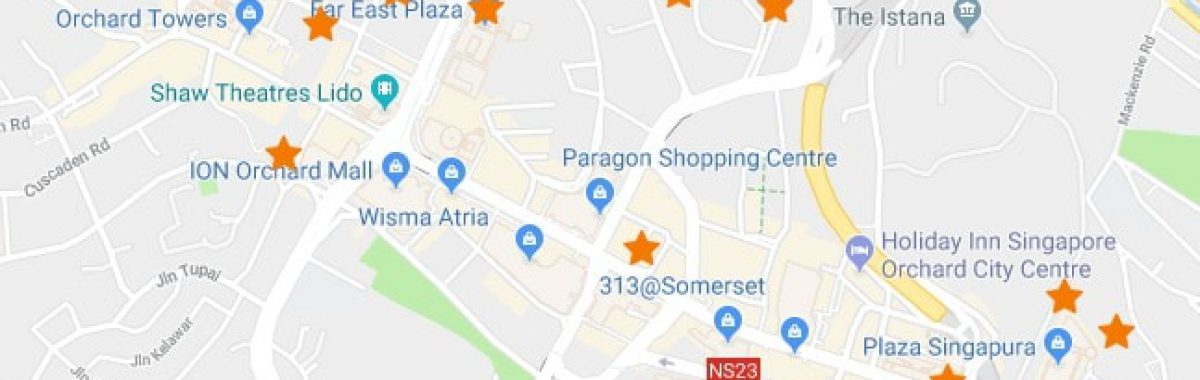 Cheapest Places to Park in Orchard 7 May