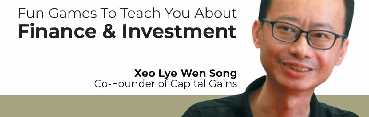 Fun Games To Teach You About Finance & Investment