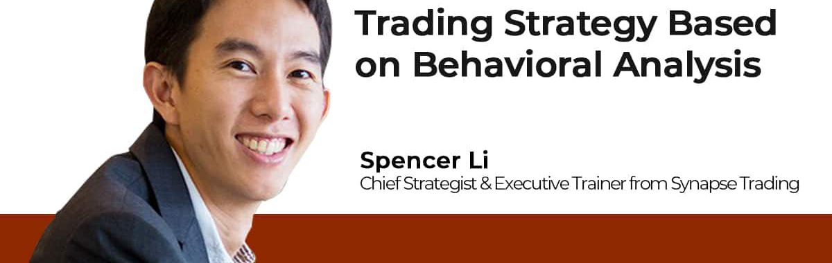 Trading Strategy Based on Behavioral Analysis