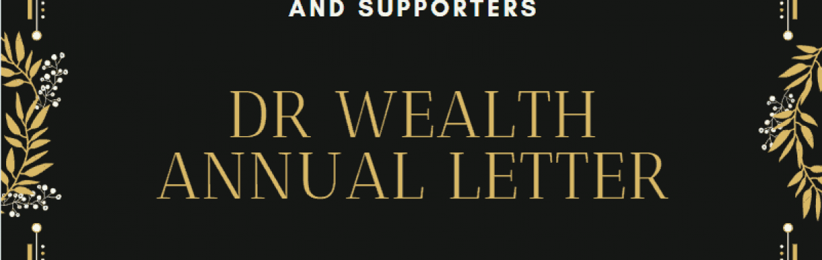 drwealth annual letter