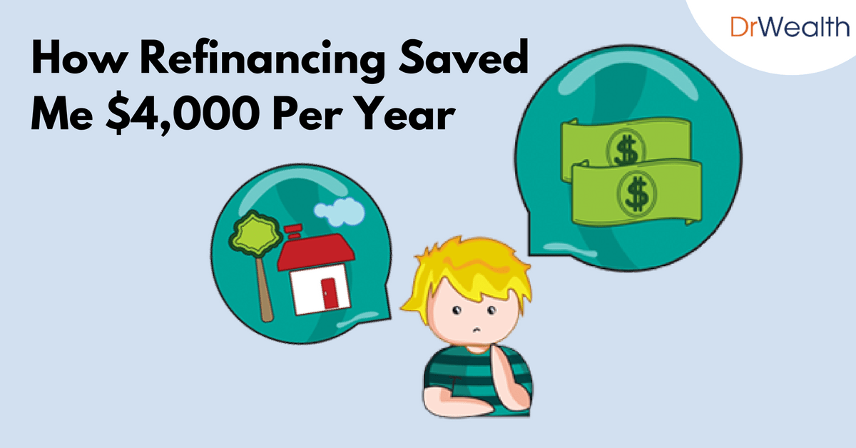 How Refinancing Saved Me $4,000 Per Year on Home Loan Interest (5 Things to Know)