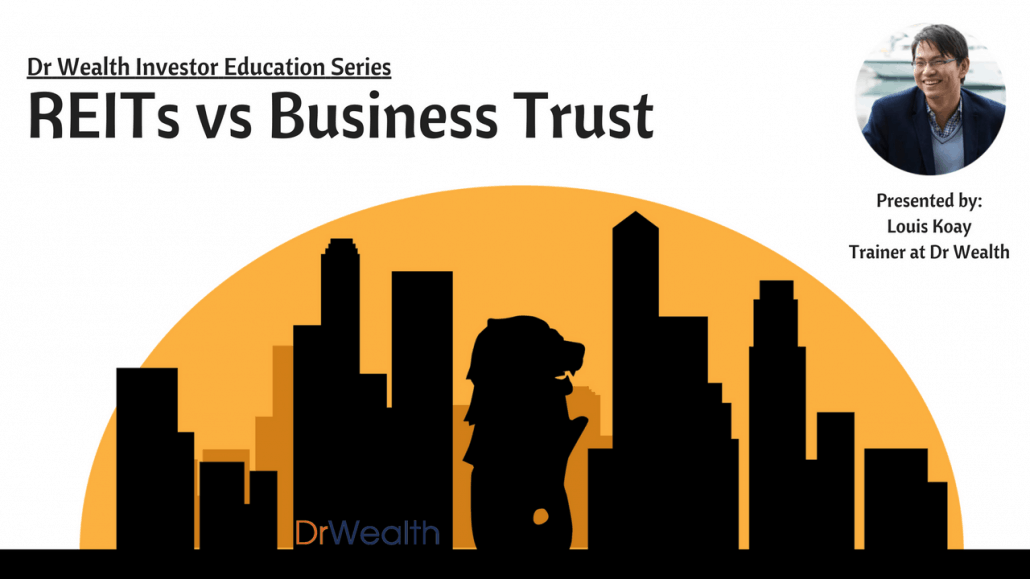 reits vs business trust