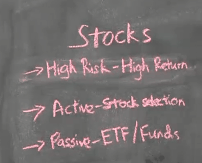 features of stock investments