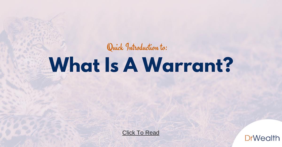 warrants in vc deals